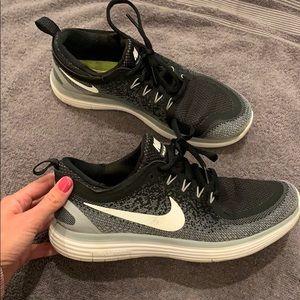 Nike Free tennis shoe